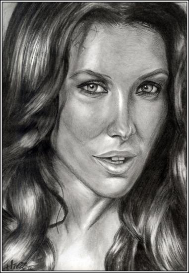 Evangeline Lilly by Hillcza